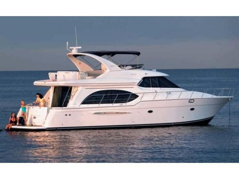 Photo of 58' Meridian 580 Pilothouse 2008