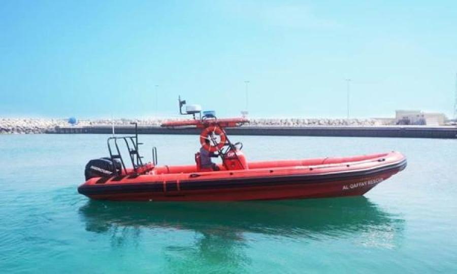 Photo of 31' Ocean Craft Marine 9.5M RHIB Professional Search and Rescue 2021