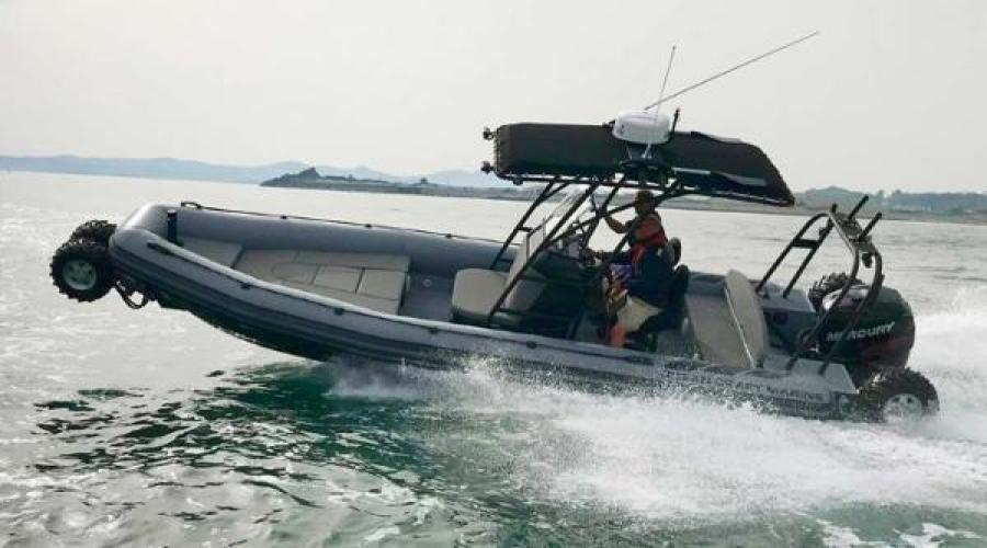 Photo of 27' Ocean Craft Marine 8.4 M Amphibious 2020