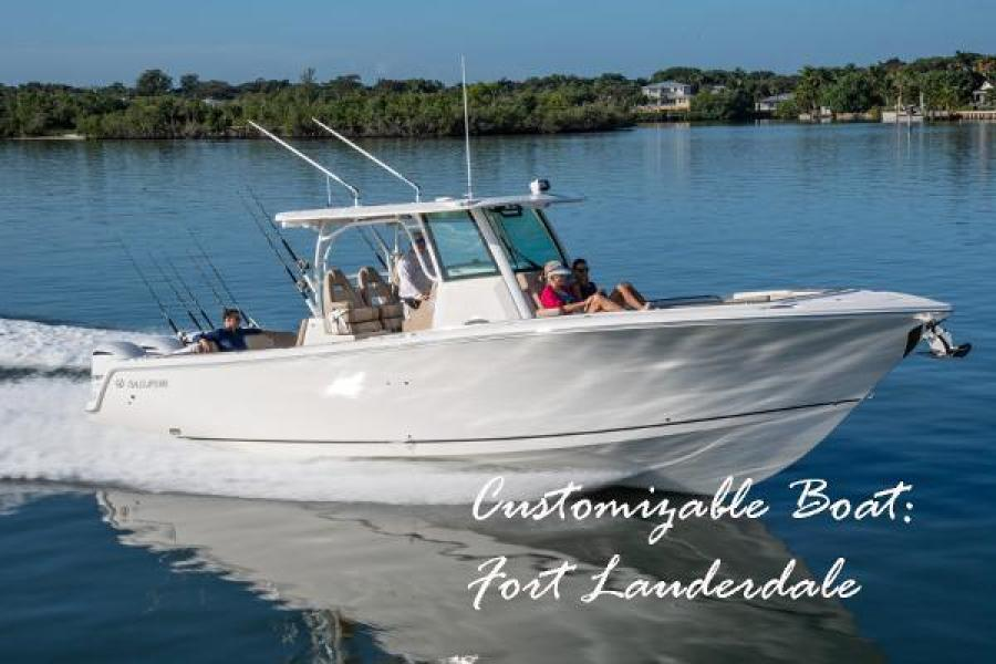 Photo of 35' Sailfish 360 CC 2021