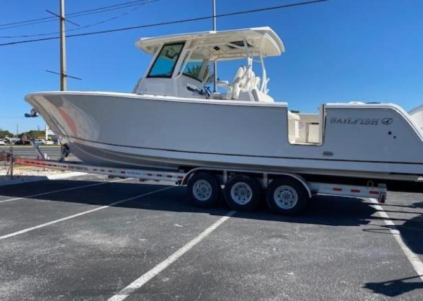 Photo of 35' Sailfish 360 CC 2020