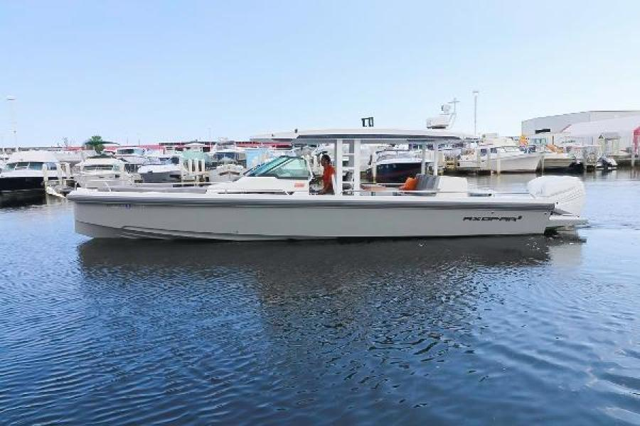 Photo of 37' Axopar 37 Sun Top 2018