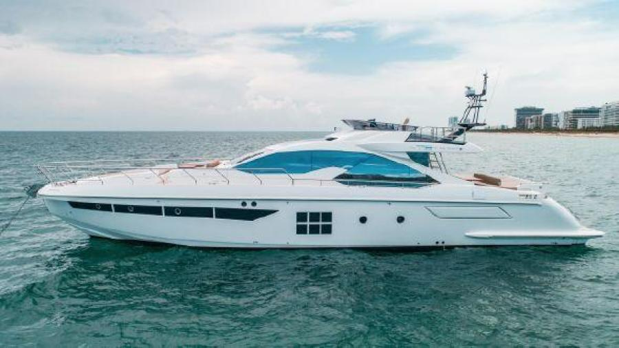 Azimut-77S 2019-Fantastic  Miami-Florida-United States-1534007-featured