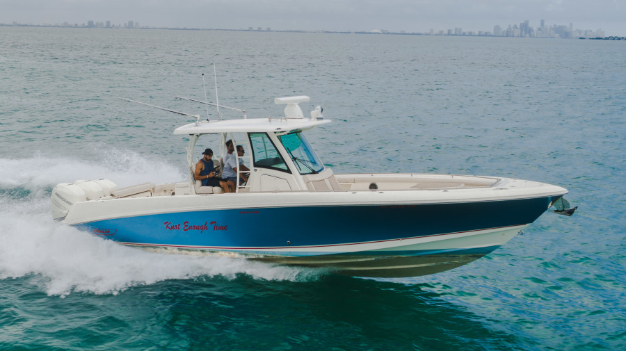 Boston Whaler-Outrage 2018-Knot Enough Time Coral Gables-Florida-United States-1534422-featured