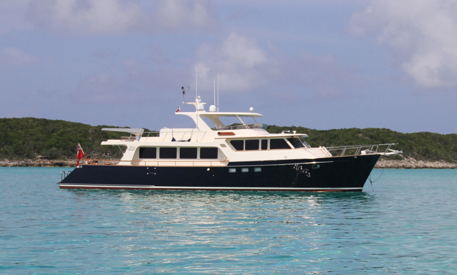 Photo of 78' Marlow Explorer 2005