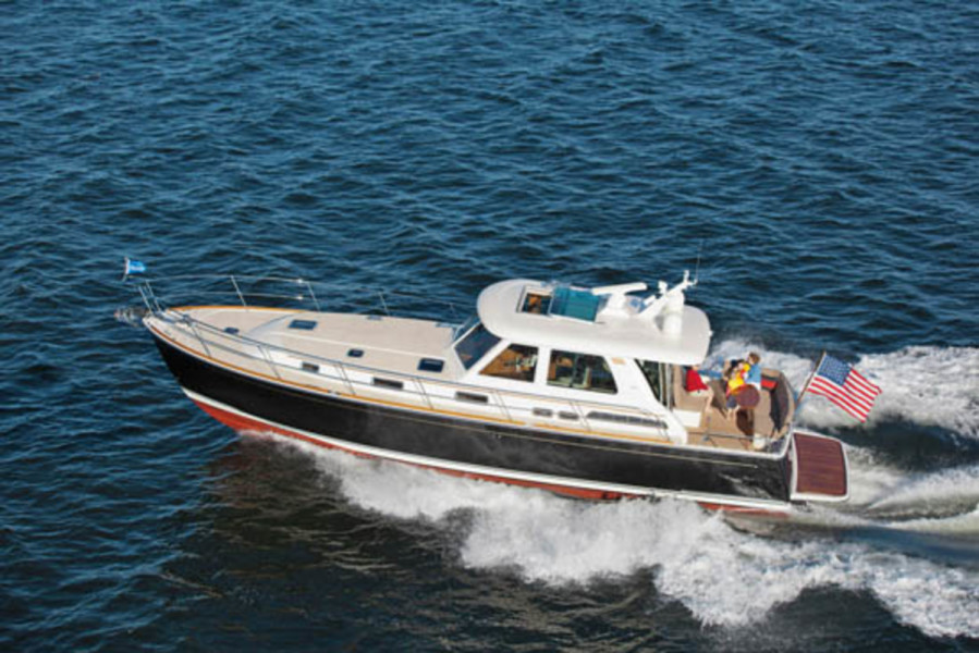 Photo of 48' Sabre 48 Salon Express 2013