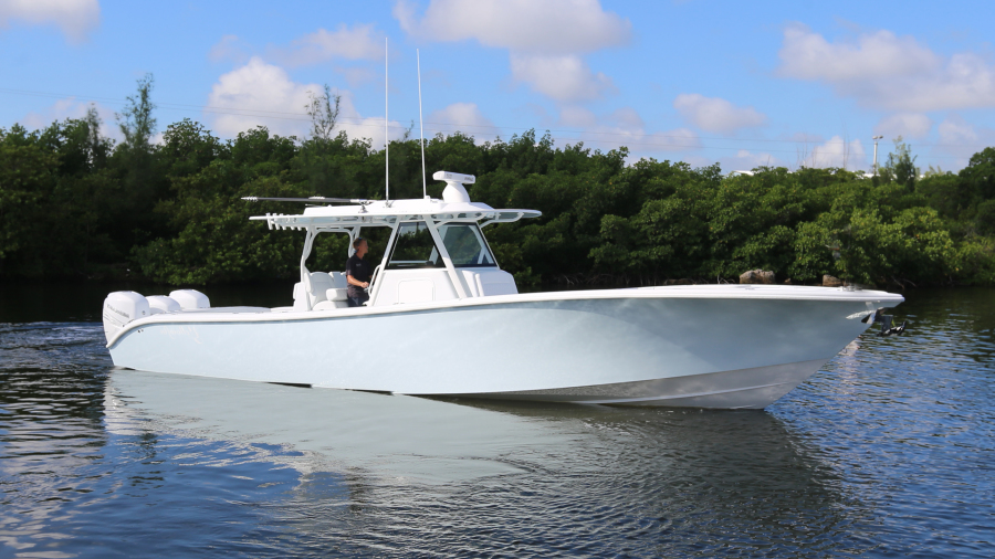 Picture Of: 39' Yellowfin 2021