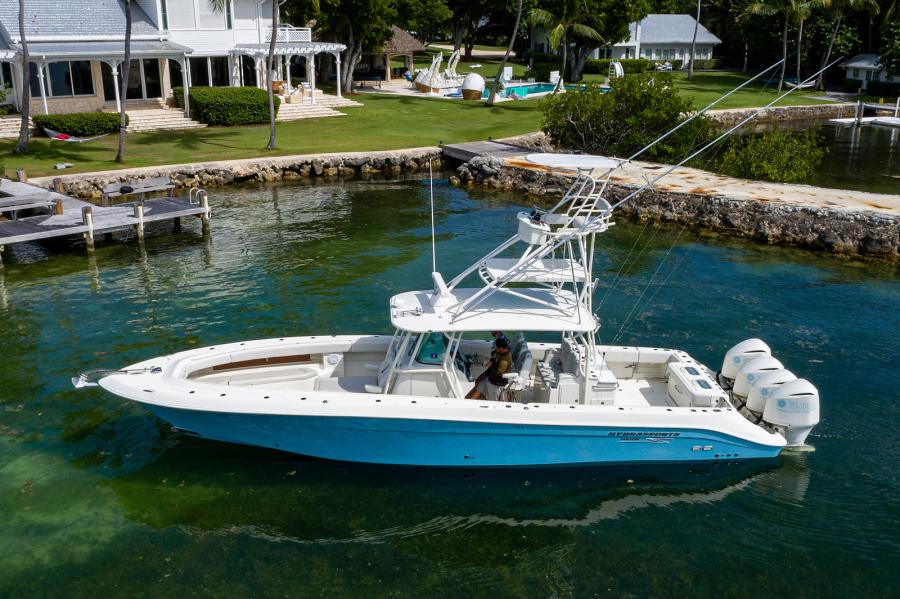 Hydra-Sports-4200 SF 2014-S3XY Key Largo-Florida-United States-1541043-featured