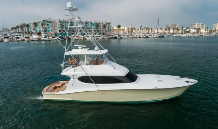 Hatteras-Sport Fisher 2006-7 PS Marina Del Rey-California-United States-1541562-featured