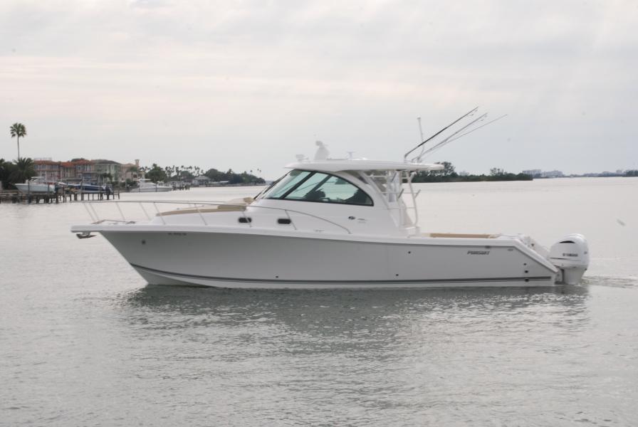 Pursuit-385 Offshore 2021-Alegria Dunedin-Florida-United States-1566169-featured