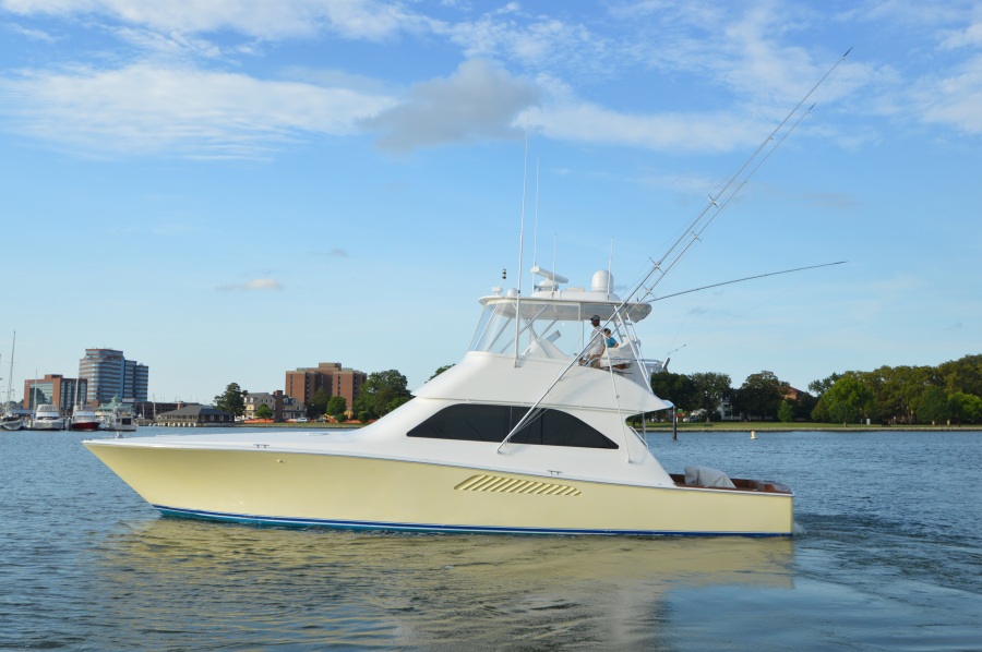 photo of 48' Viking 48 Convertible 2006