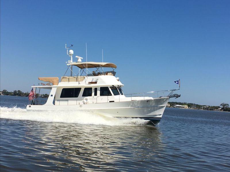 Grand Banks-43 Heritage Europa 2014-Grand Finale Daytona Beach-Florida-United States-1543115-featured
