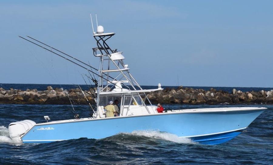 Photo of 45' SeaHunter 2014