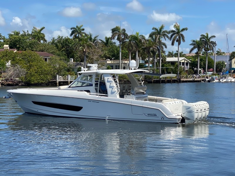 Boston Whaler-Outrage 2016 -Delray Beach-Florida-United States-1707229-featured