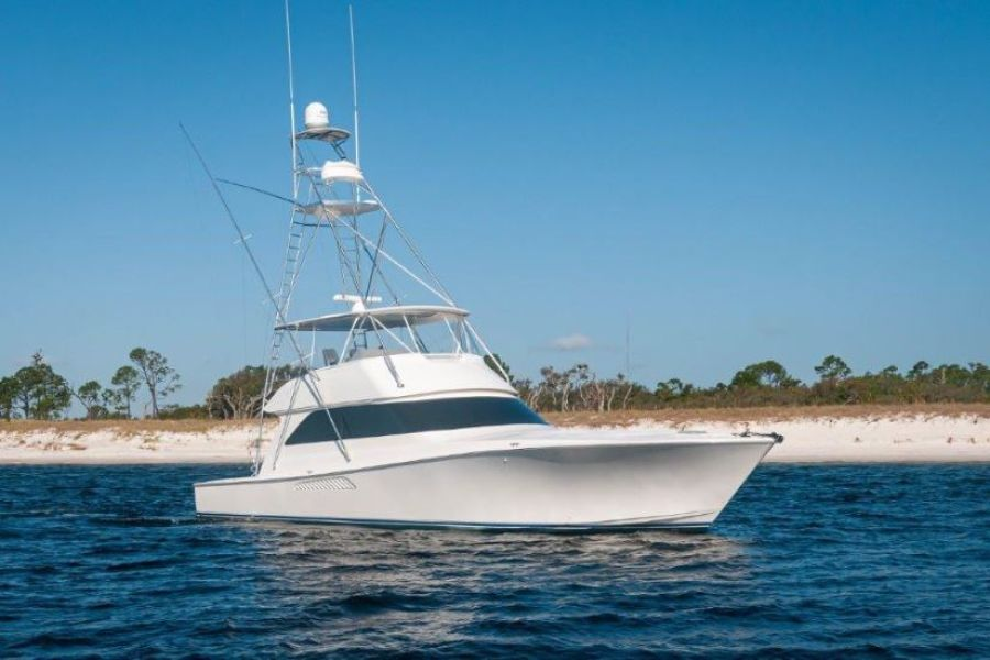 Viking-61 Convertible 2004-Second Wind Panama City Beach-Florida-United States-2004 61 Viking Convertible Second Wind Profile-1545067-featured