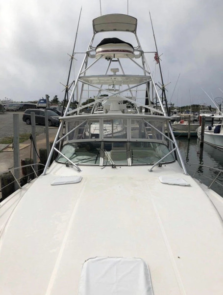 Bow View Looking Aft
