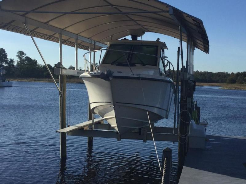 Boston Whaler-285 Conquest 2016-REEL THING Chesapeake-Virginia-United States-1549242-featured