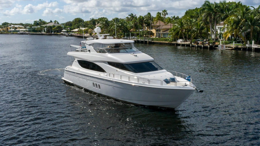Photo of 80' Hatteras 80 Motor Yacht 2012
