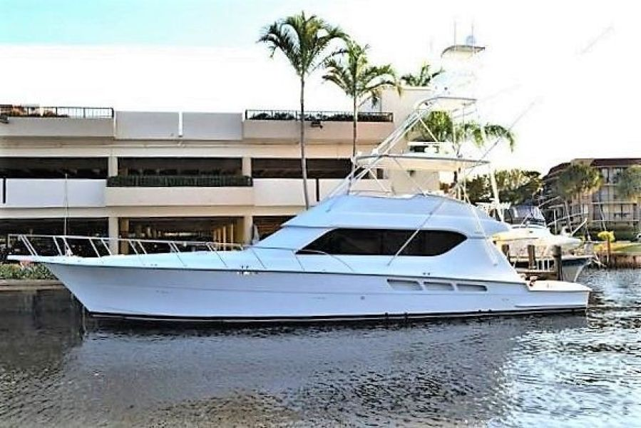 Hatteras 2001-RENEGADE Freeport-Bahamas-1550744-featured