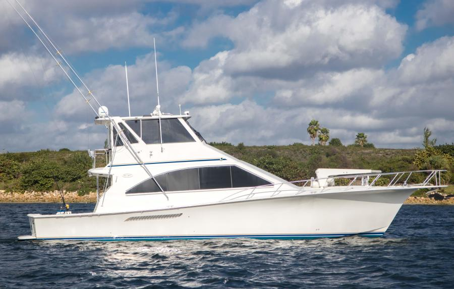 Ocean Yachts 2000-FISH EXERCISER Riviera Beach-Florida-United States-1552055-featured