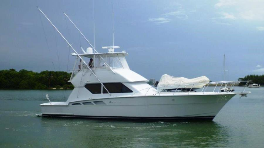 Hatteras-Convertible 1997-Therapy Key West-Florida-United States-1552116-featured