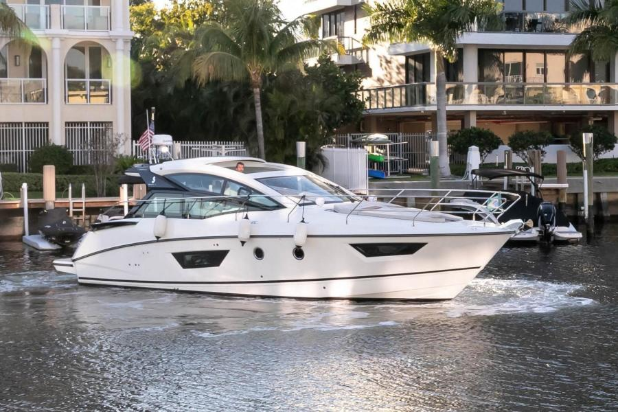 Beneteau 2019 -Fort Lauderdale-Florida-United States-1552525-featured