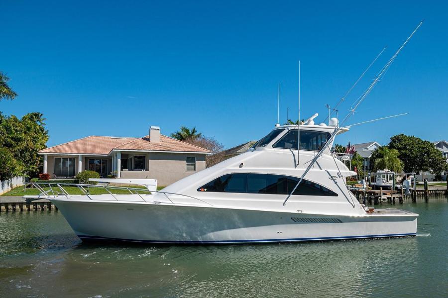 Ocean Yachts 2004-PHOENIX Stuart-Florida-United States-1552965-featured