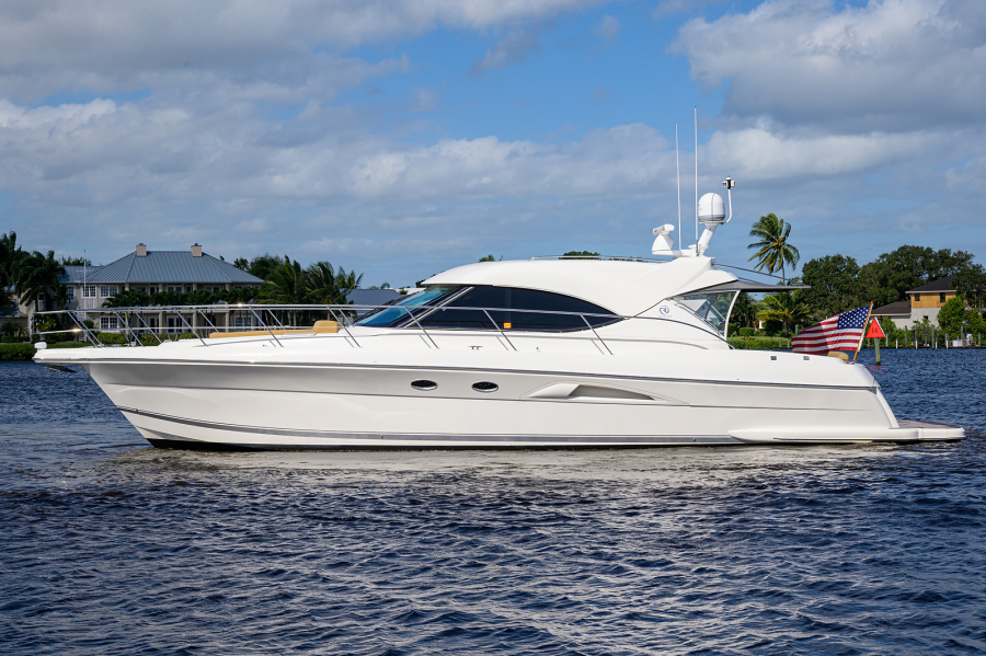 Riviera-5000 Sport Yacht 2012-Lady J Stuart-Florida-United States-1553487-featured