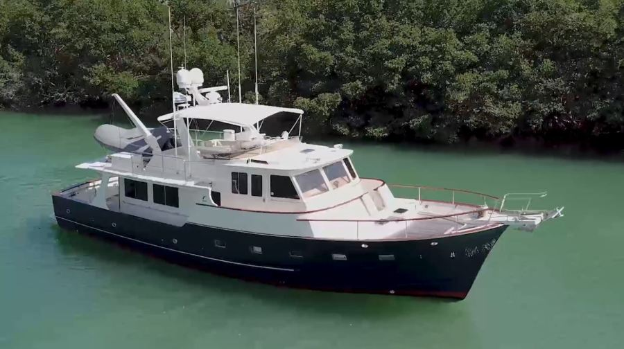 Fleming-Pilothouse 1995-Tio Luispe Key Biscayne-Florida-United States-1553751-featured