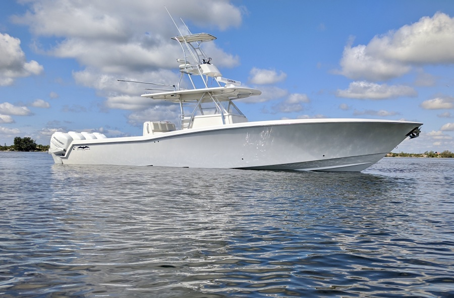 Photo of 42' Invincible Open Fisherman 2014