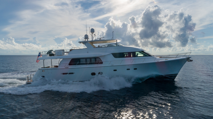 Photo of 85' Pacific Mariner 2013