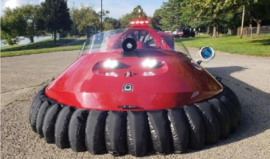 Photo of 16' Neoteric Hovercraft Rescue Hovercraft 5852 2021