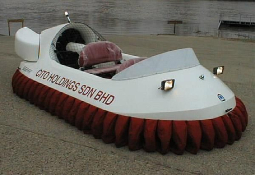 Photo of 12' Neoteric Hovercraft 1874 2021