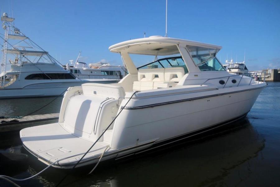 Tiara Yachts 2001 -Charleston-South Carolina-United States-1555333-featured