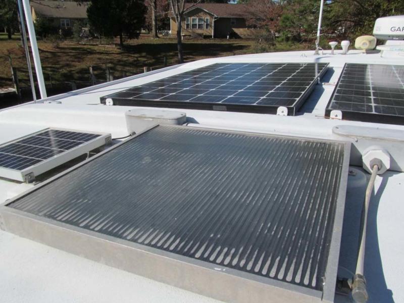 Solar Panels Port