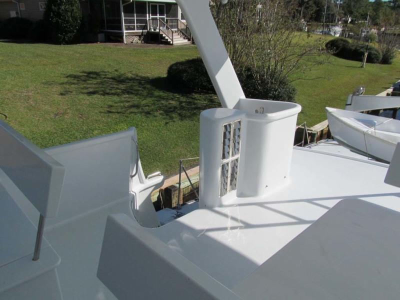 Bridge Deck Starboard