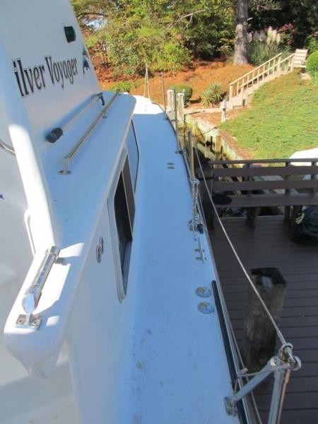Side Deck Starboard Forward