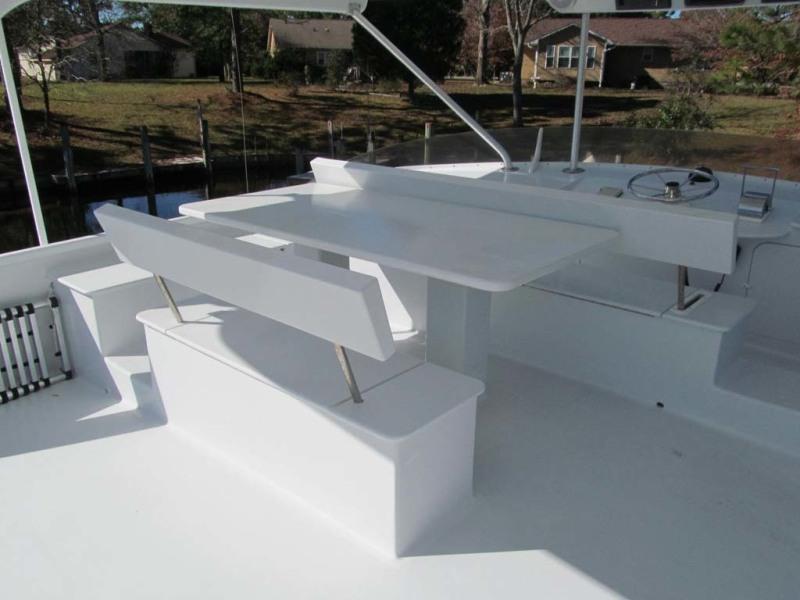 Bridge Deck Table
