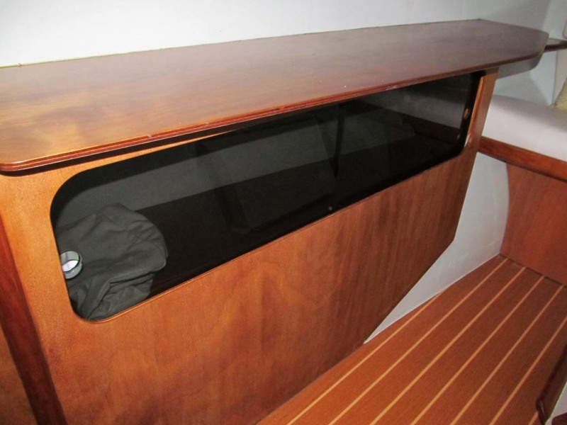 Port Guest Cabinet Storage