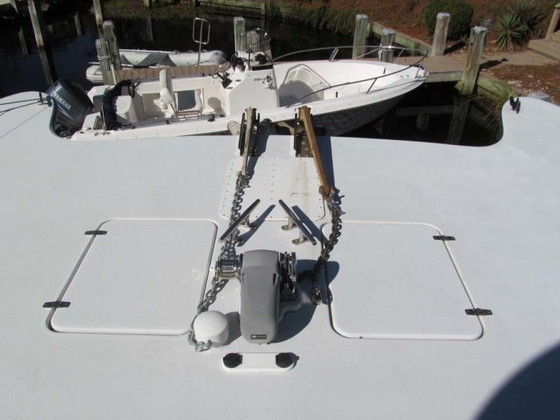 Windlass And Anchors