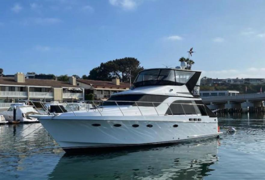 Carver-42SS 2007-As Above So Below Newport Beach -California-United States-1556586-featured