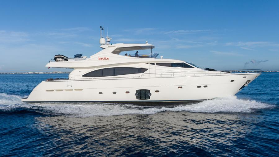 Ferretti Yachts 2006-KAVITA West Palm Beach-Florida-United States-1557970-featured