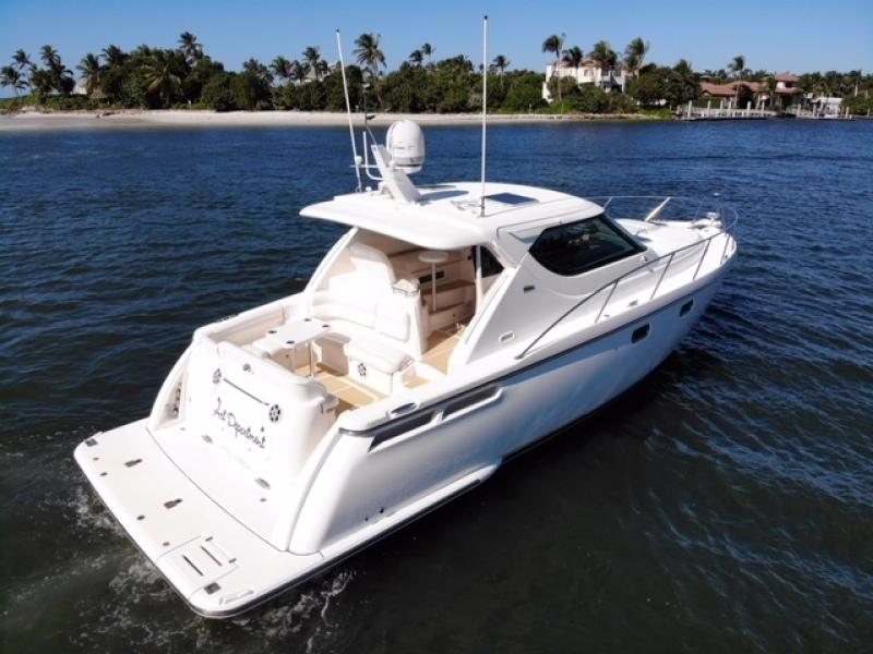 Tiara Yachts-4300 Sovran 2006-Art Department Naples-Florida-United States-Tiara 4300 Sovran Profile-1560718-featured