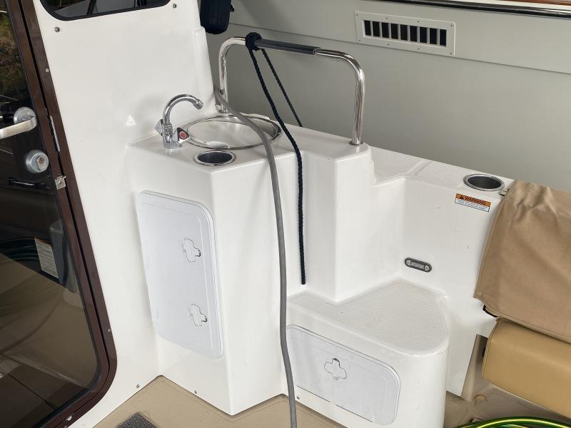 Cockpit Sink