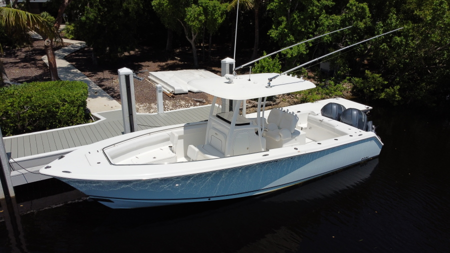 Photo of 29' Sea Hunt Gamefisherman 2013