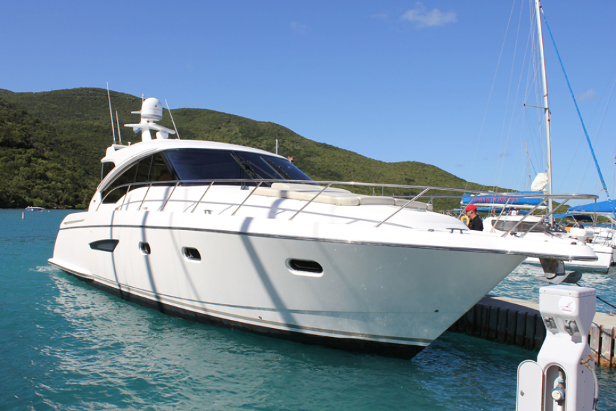 Photo of 58' Tiara Yachts 5800 Sovran 2009