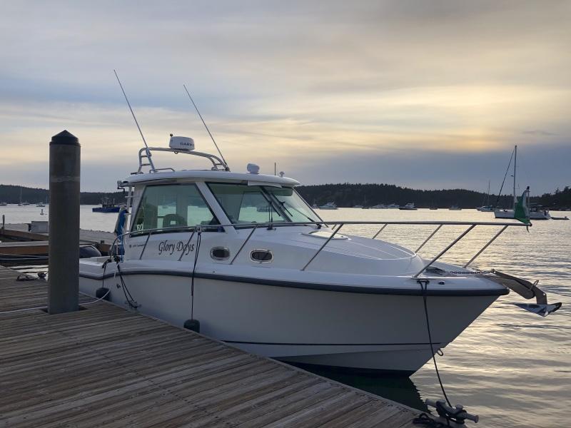 Boston Whaler-315 Conquest Pilothouse 2018-Glory Days Anacortes-Washington-United States-1563649-featured