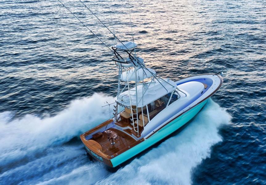 photo of 46' Winter Custom Yachts 46 Walkaround 2019
