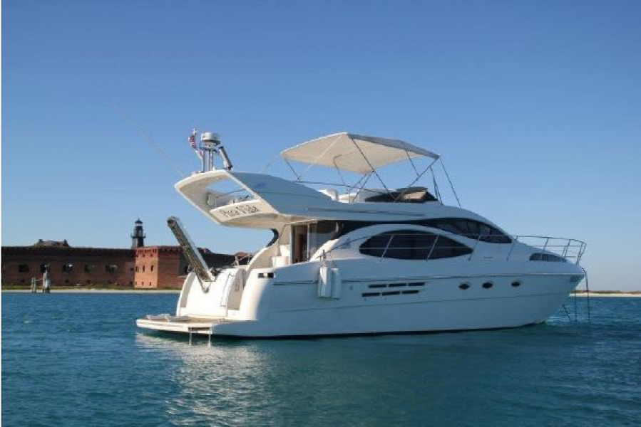 Azimut-Flybridge Motor Yacht 2000 -Boca Raton-Florida-United States-1564018-featured