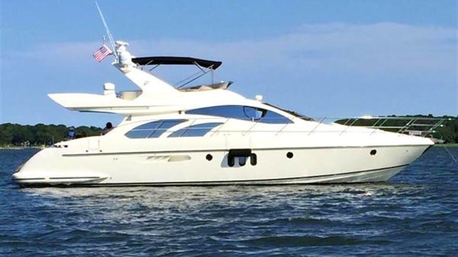 Azimut-55E 2006 -Pompano Beach-Florida-United States-1567538-featured